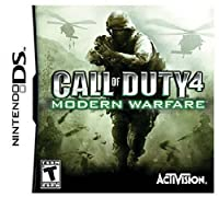 CALL OF DUTY 4 MODERN WARFARE (輸入版:北米) DS