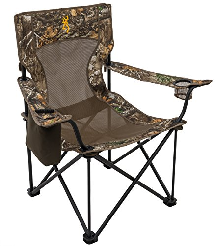 Browning Camping Kodiak Chair , 38 x 20 x 38 Inches