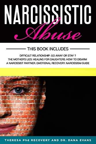 Narcissistic Abuse This Book Includes Difficult Relationship Go Away or Stay The Mothers Lies product image