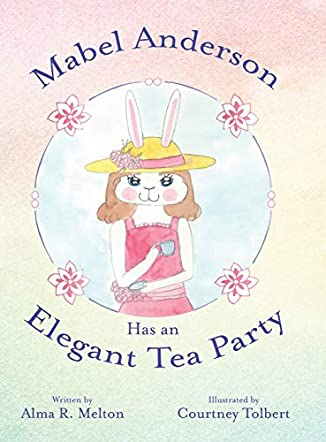 Mabel Anderson Has An Elegant Tea Party