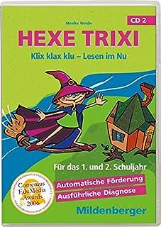 Hexe Trixi. Klix klax klu - Lesen im Nu. CD-ROM für Windows 98/2000/Me/XP