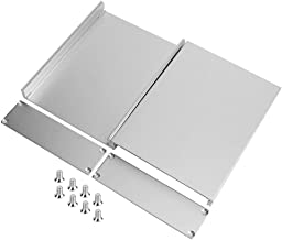 Aluminum Enclosure Electricity Box,33x114x150mm Heat Dissipation Shielded Electricity Box Mechanical die‑Casting Integrate...
