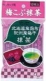 OSK OSK 梅こぶ抹茶 ワンカップ用スティック (2g×12本)×15個