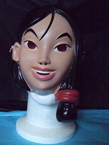 Mscara de Mulan licencia de Disney cesar, tamao pequeo [70017]