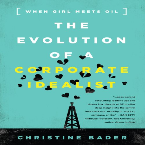 The Evolution of a Corporate Idealist audiobook cover art