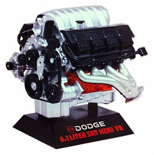 Hawk Model - Dodge 6.1 Liter SRT Hemi V8 Engine - 1:6 Scale - 11070 - New by Hawk