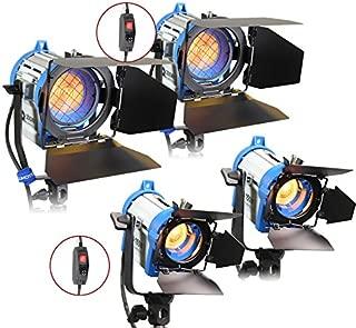 led fresnel light kit