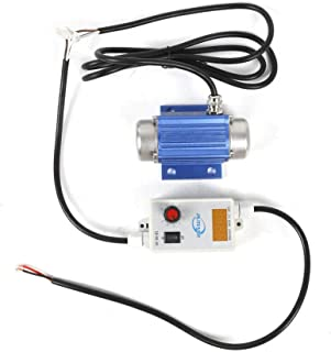 Masajeador Feeder de 12 V, 30 W, 7000 RPM, motor de microvibración, sin escobillas, controlador de velocidad, dispositivo ...