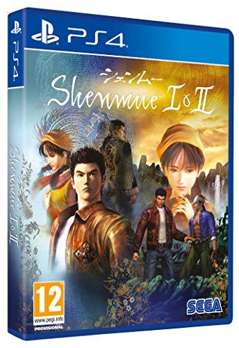 Shenmue I & II - PS4 - PlayStation 4 [Edizione: Spagna]