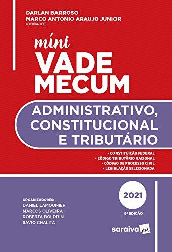 Mini Vade Mecum Administrativo - 9ª Edição 2021