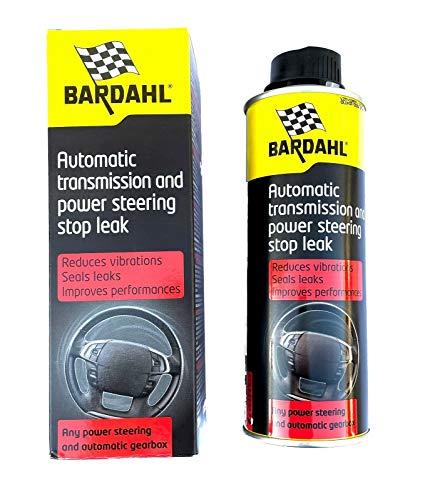 MG Kit Bardahl Stop perdite servosterzo e Trasmissione Automatica ripristina Le propri
