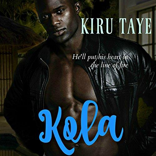 Kola audiobook cover art