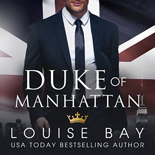 Duke of Manhattan audiobook cover art