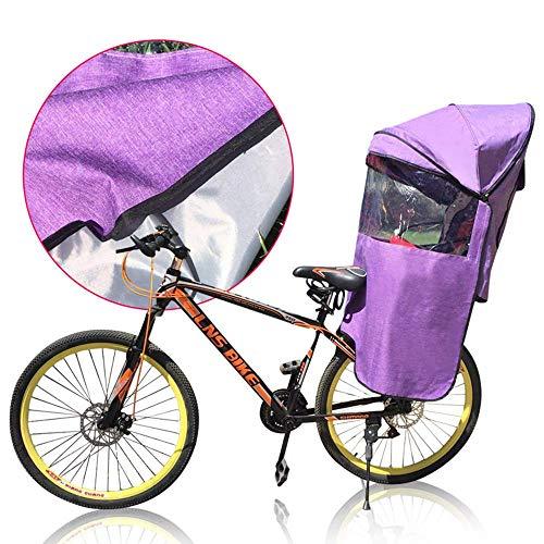 GLJY Four Seasons Universele overkapping voor de fiets, waterdicht, opvouwbaar, regenbescherming, zonwering en verduistering