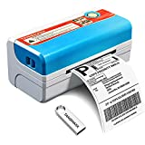 Thermal Label Printer - 4x6 Desk Shipping Label Maker Machine for Small Business, Windows & Mac, Good for Amazon, Ebay, Shopify, Etsy, USPS, Shipstation, etc, Clear and Fast (P108 PRO)