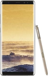 Samsung Galaxy Note 8 N950F Maple Gold Brand New Sealed Box