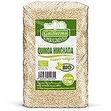 Guillermo Quinoa Hinchada Ecológica BIO Granel 100% Natural 5kg