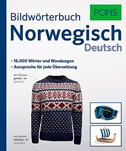 PONS Bildwörterbuch Norwegisch: 16.000 Wörter und Wendungen. Aussprache für jede Übersetzung.