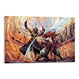 Anime Rurouni Kenshin Poster Decorative Painting Canvas Wall Art Living Room Posters Bedroom Painting 12x18inch(30x45cm)