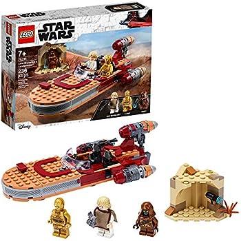 LEGO Star Wars A New Hope Luke Skywalker's Landspeeder Building Kit