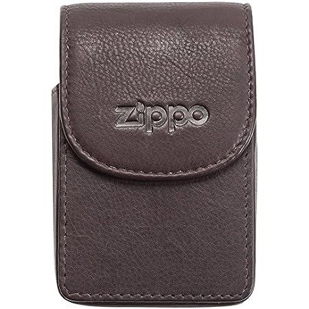Zippo Box Cover Cigarette Case, 11 cm, Brown