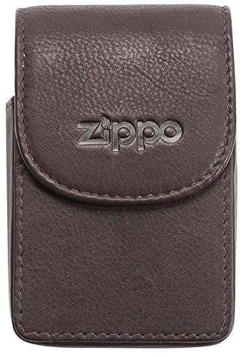Zippo Box Cover Zigarettenetui, 11 cm, braun (Braun) - 2005406