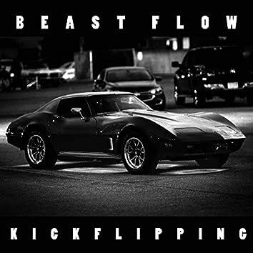 Kickflipping