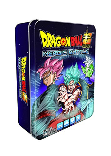 IDW Games 1594 - Dragon Ball Z: Heroic Battle