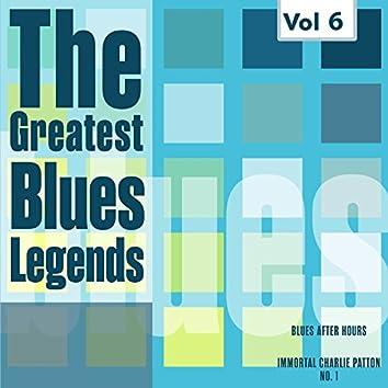 The Greatest Blues Legends - Elmore James, Vol. 6