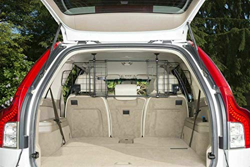 The Urban Company Hundegitter mit Schiebetür für Mercedes-Benz A-Klasse (W176) (5-Türer) (Baujahr 12–17), ideal für Reisen mit Hunden und Haustieren