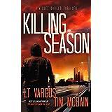 Killing Season: A Gripping Serial Killer Thriller (Violet Darger Book 2) (English Edition)