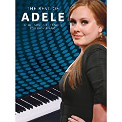 Adele: The Best Of - Piano Facile - Partitions