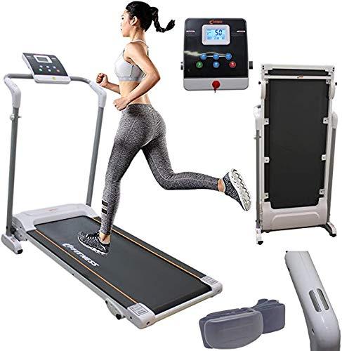 FLTP3335 Fitness Iwalk Camminatore Tapis Rulan Tapis Roulant Roulants Elettrico Pieghevole Salvaspazio Offerta Home Gym Cardio + Polar T34 Fascia Cardio Toracica Bluetooth Sensore di Frequenza