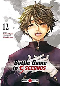 Battle Game in 5 Seconds Edition simple Tome 12