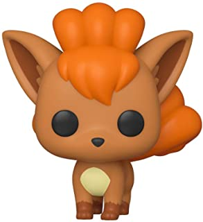 Funko Pop! Games: Pokemon - Vulpix, Multicolor