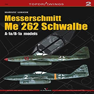 Messerschmitt Me 262 Schwalbe (Top Drawings) by Maciej Noszczak (2008-10-27)