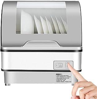 Lavavajillas Portatil|Lavaplatos Lavavajillas Lavavajillas Portátil Lavavajillas Encimera 1500W No Requiere Instalación Completamente Automático De Desinfección Y Secado Rápido Una De Las Claves De In