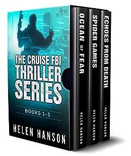 THE CRUISE FBI THRILLER SERIES - BOOKS 1 - 3 - BOX SET by [Helen Hanson]