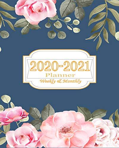 2020-2021 Planner (English Edition)