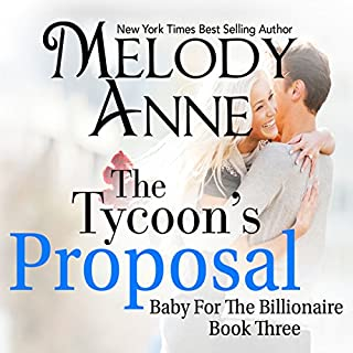 The Tycoon's Proposal cover art