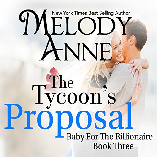 The Tycoon's Proposal audiobook cover art