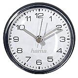Hama Reloj de baño Mini, Gris, Talla única