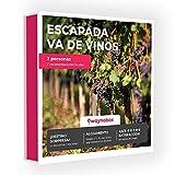 Waynabox Caja Regalo - ¡Escapada Sorpresa para Dos Va de Vinos! - con hoteles y...