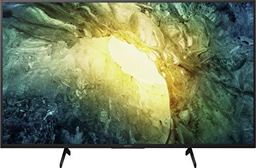 Sony KD49X7055, 4K Ultra HD, LED, Smart TV, 123 cm [49 Zoll] - Schwarz