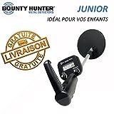 Bounty HunterJunior - Detector de metales para niños