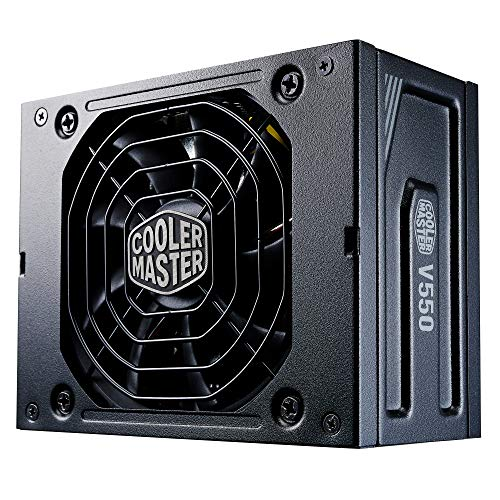 Cooler Master V650 Sfx Gold, Alimentatore 650W 80 Plus Gold Sfx