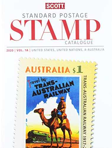 2020 Scott Standard Postage Stamp Catalogue Volume 1 (U.S. & Countries A-B)
