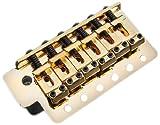 Fender 005–9561–000Vintage Style Standard Series Stratocaster Bridge (Pre '06), Gold