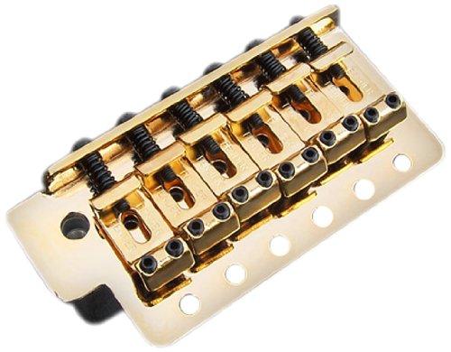 Fender 005-9561-000 Vintage-Style Standard Series Stratocaster Bridge (Pre '06), Gold