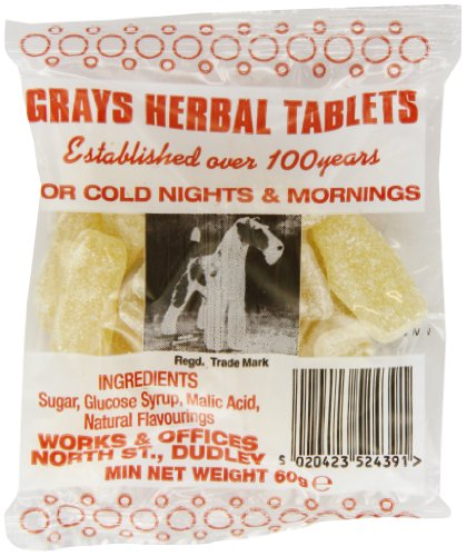 Gray's Herbal Tablets (Pack of 30)
